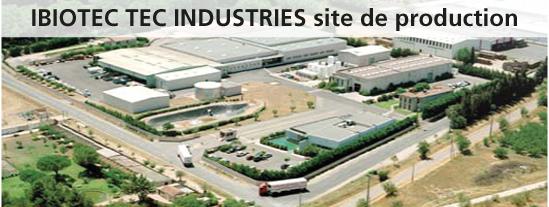 TEC Industries - iBiotec - Site de production St Rémy de Provence